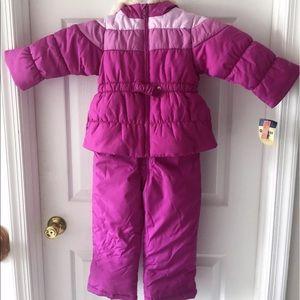 Osh Kosh Other - Osh Kosh B'Gosh Purple Pink Snow Suit 4T New