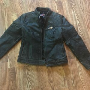 Alpinestars Jackets & Blazers - Alpine star leather jacket medium