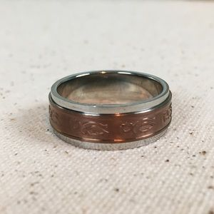 Other - Stainless Steel Spinner Ring