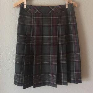 Brooks Brothers Dresses & Skirts - Brooks Brothers Plaid pleated skirt