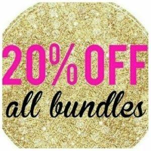 Other - I'm offering 20% off all bundles!
