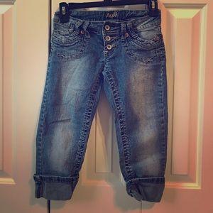 Angels Denim - Angels stretch Capri jeans 👖