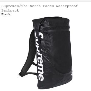 f6b64f07f Supreme x the north face waterproof backpack NWT