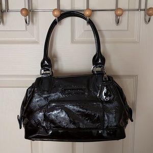 Longchamp Handbags - Longchamp Legende Verni Small Doctor Bag