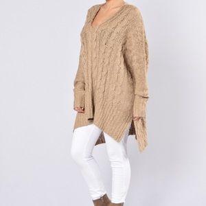 Fashion Nova Sweaters - Oversized sweater by Fashion Nova