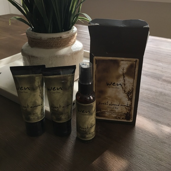 Wen Other By Chaz Dean Travel Kit Hair Care Poshmark