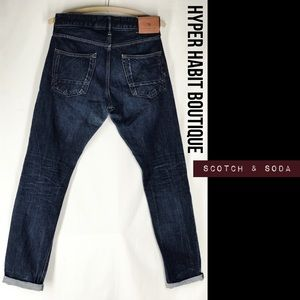 Scotch & Soda Other - Scotch & Soda Beaten Track Ralston Jeans