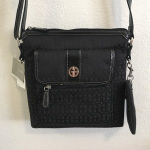 Giani Bernini Handbags - NWT Giani Bernini Crossbody Travel Bag