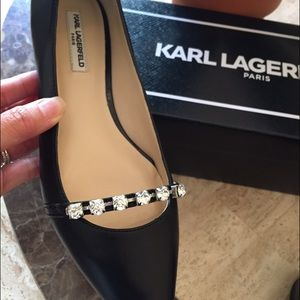 Karl Lagerfeld Shoes - New! Karl Lagerfeld Paris Colette Shoes