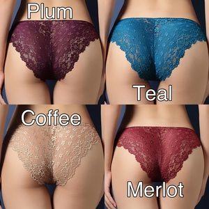 e91aa108dc Quinn-Tessential Designs Intimates   Sleepwear - 🆕Cheeky Lace Panty Bundle