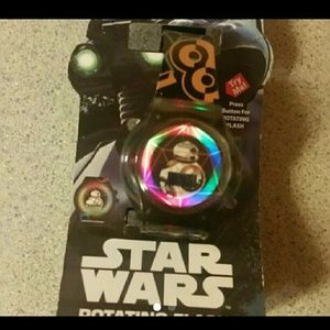 Other - Star Wars light up watch