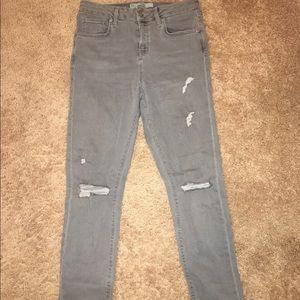 Top Shop: Jamie jeans