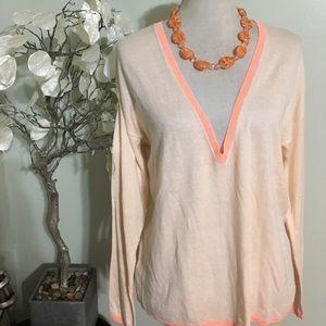 Ann Taylor Light Sweater