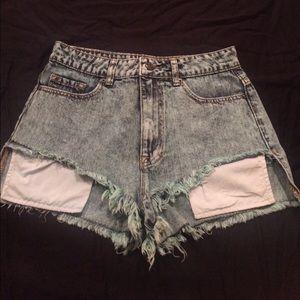 BDG Shorts - BDG jean shorts