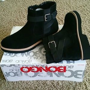 BONGO Shoes - Cute Ankle Boots