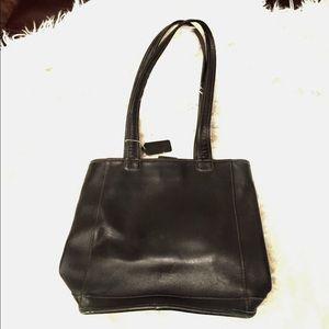 Coach Handbags - Authentic Vintage Leather Coach Purse