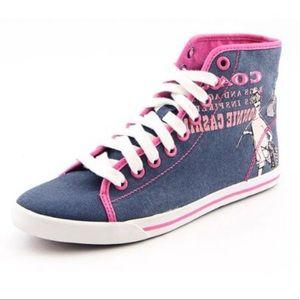 Ariane Coach Tennis Shoes