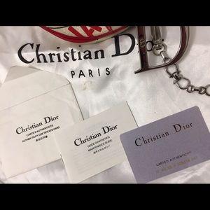 cd1f693e3d58 Christian Dior Bags - Christian Dior Hardcore Saddle Bag