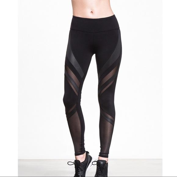 ALO Yoga • Epic Leggings In Black