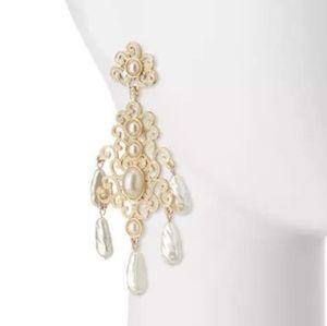 Kenneth Jay Lane Jewelry - NEW arrival! Stunning Chandelier Earrings