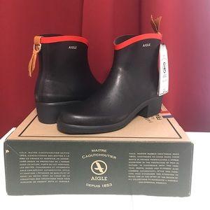 Aigle Shoes - Ankle Rain boots