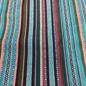 New Stripe Fabric - 1 3/4 Yards