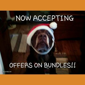 🍻🥂 now accepting offers on bundles