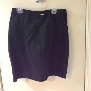 Ivanka Trump black-pencil skirt