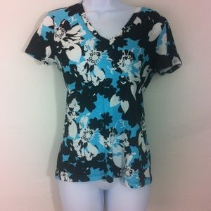 NWOT Lord & Taylor cotton top