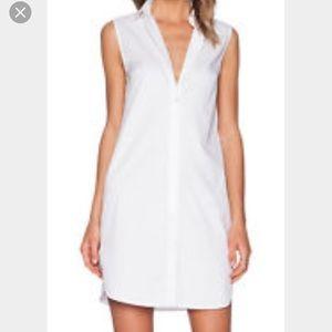 T by Alexander Wang Dresses & Skirts - T Alexander Wang Poplin Shirt Dress