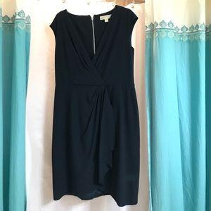 MICHAEL Michael Kors Dresses & Skirts - Navy Michael Kors zipper back dress
