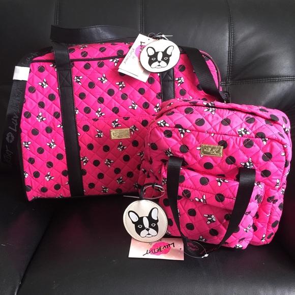 19 Off Betsey Johnson Handbags Betsey Johnson French