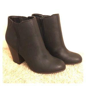 Fergalicious ankle booties