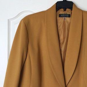 Kasper Jackets & Blazers - Mustard yellow blazer