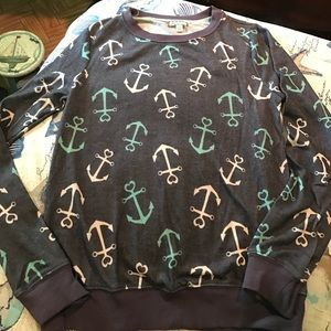 eyeshadow Sweaters - Anchor top ⚓️ 🐳🐠