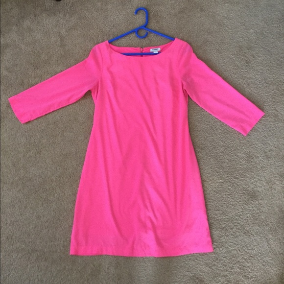 Old Navy Dresses & Skirts - Hot pink mid thigh length dress