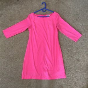 Old Navy Dresses - Hot pink mid thigh length dress