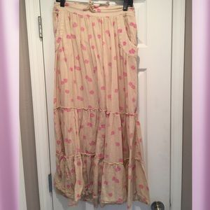 Floral Maxi skirt - Old Navy
