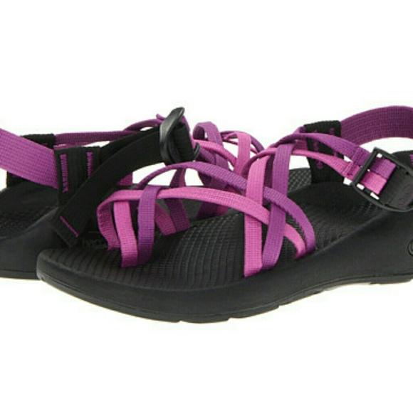 e378e6b620b Chaco Shoes - Chaco Women s ZX 2 Yampa Purple Sandals