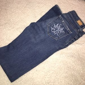 Amazing Hollywood This Paige Jeans