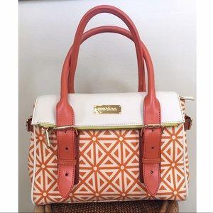 Spartina 449 Handbags - SPARTINA 449 PRESTWICK FOLD OVER SATCHEL