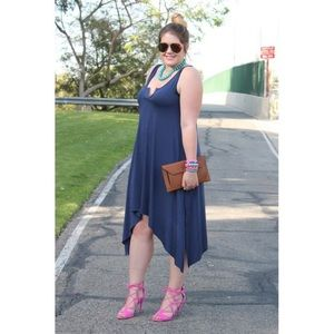 Navy Rachel Pally Dress