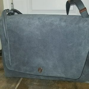 Dagne Dover Handbags - dagne cover Simone steel grey satchel