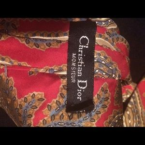 Dior Accessories - 2x DIOR 👔 TIE