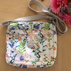 Kipling Handbags - Summer Wildflower Crossbody Purse