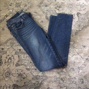 Madewell Denim - 🆕Listing! Madewell Skinny Low Jeans