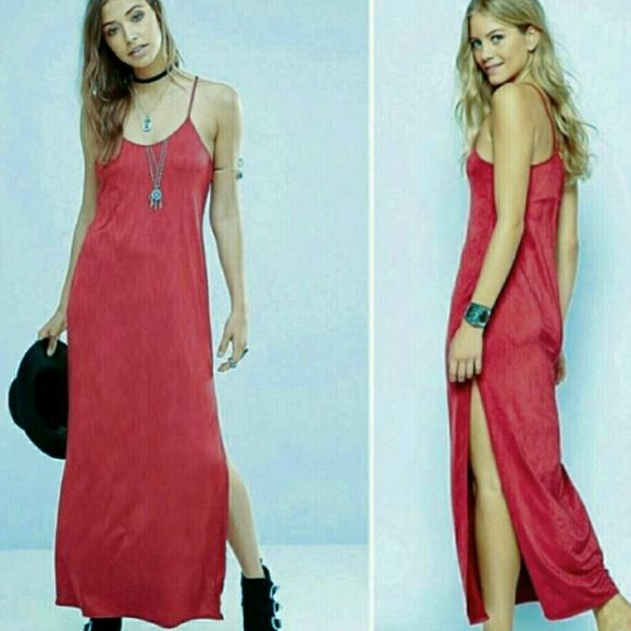 Free People Dresses & Skirts - ❤*FP Racerback Maxi!*❤