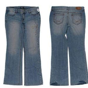 Allen B. By Allen Schwartz Denim - Boho Jeans