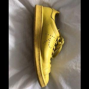 Raf Simons Shoes - Adidas x RAF Simons yellow sneakers authentic