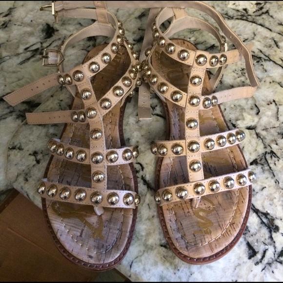 107aaa647fbe Sam Edelman Eavan gladiator sandal. M 5932ebab5c12f8d82800b011